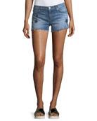 Kali Cutoff Denim Shorts
