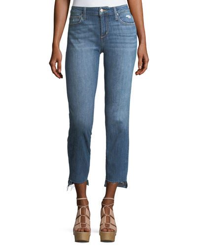 Shayna Cigarette Ankle Jeans