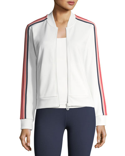 Prism Striped Performance Jacket