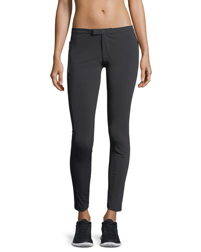 Triumph Low-Rise Skinny-Leg Pants