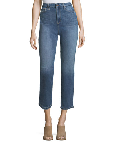 Debbie High-Rise Ankle Jeans