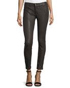 Le Skinny De Jeanne Leather Pants