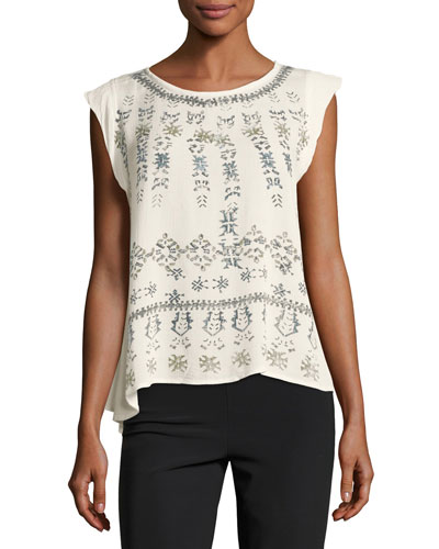 Antayla Embroidered Blouse