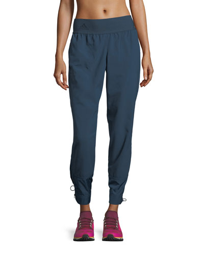Essential Track Pants w/ Adjustable Hem