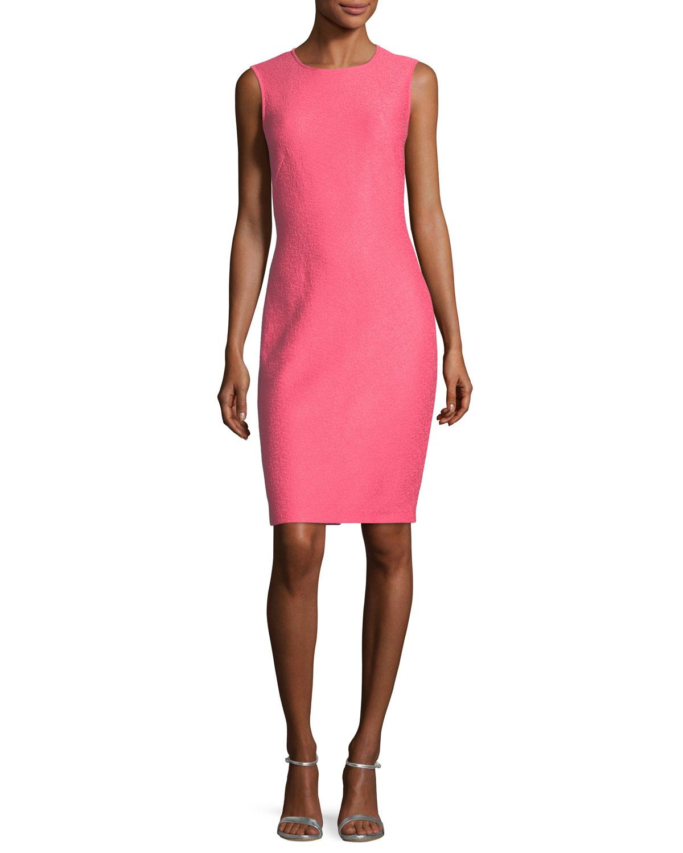 Hannah Clair Knit Sheath Dress