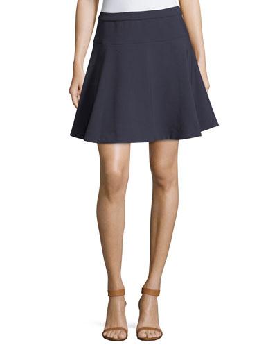Fuller Flare Mini Skirt
