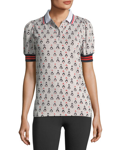 Witch Mountain Becker Polo Cotton Shirt