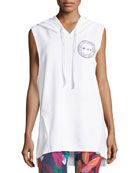 Love, Ace & Tennis Recovery Cotton Hoodie