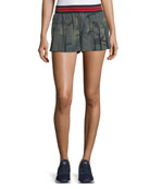 Camo Agassi Shorts
