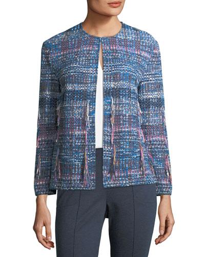 Fil Coupe Knit Jacket