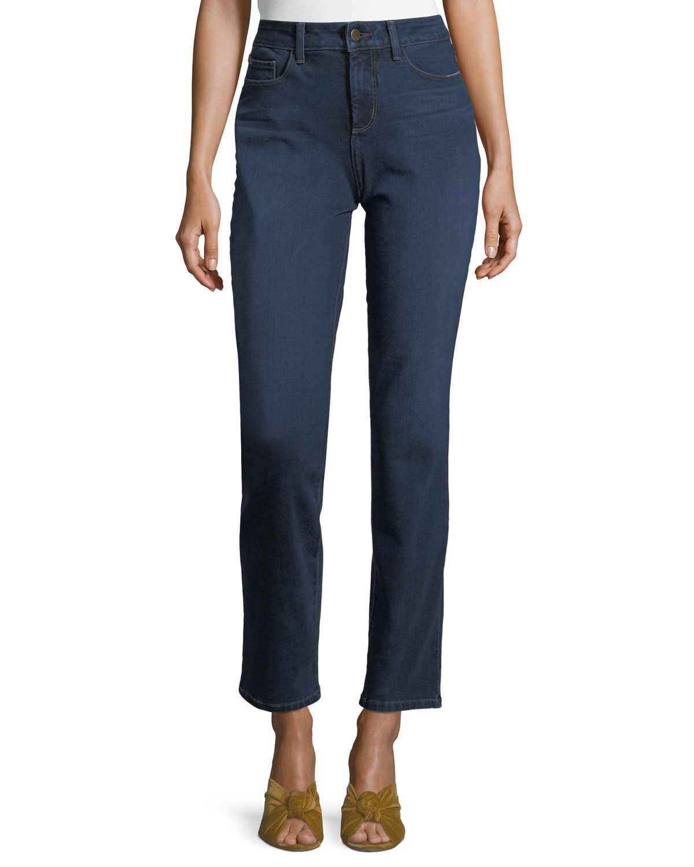 Sheri Slim-Leg Jeans