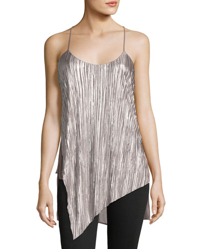 Pleated Asymmetric Tank