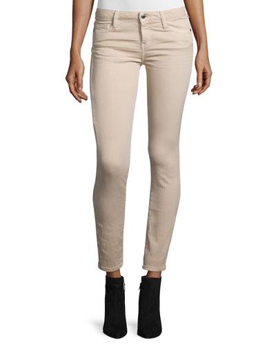 Jarodcla Stretch Denim Ankle Jeans