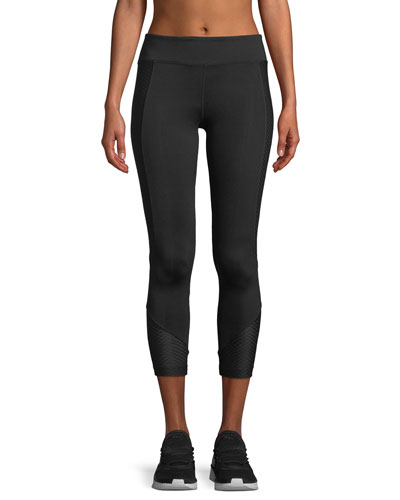 Curve Crop Ankle-Length Performance Leggings