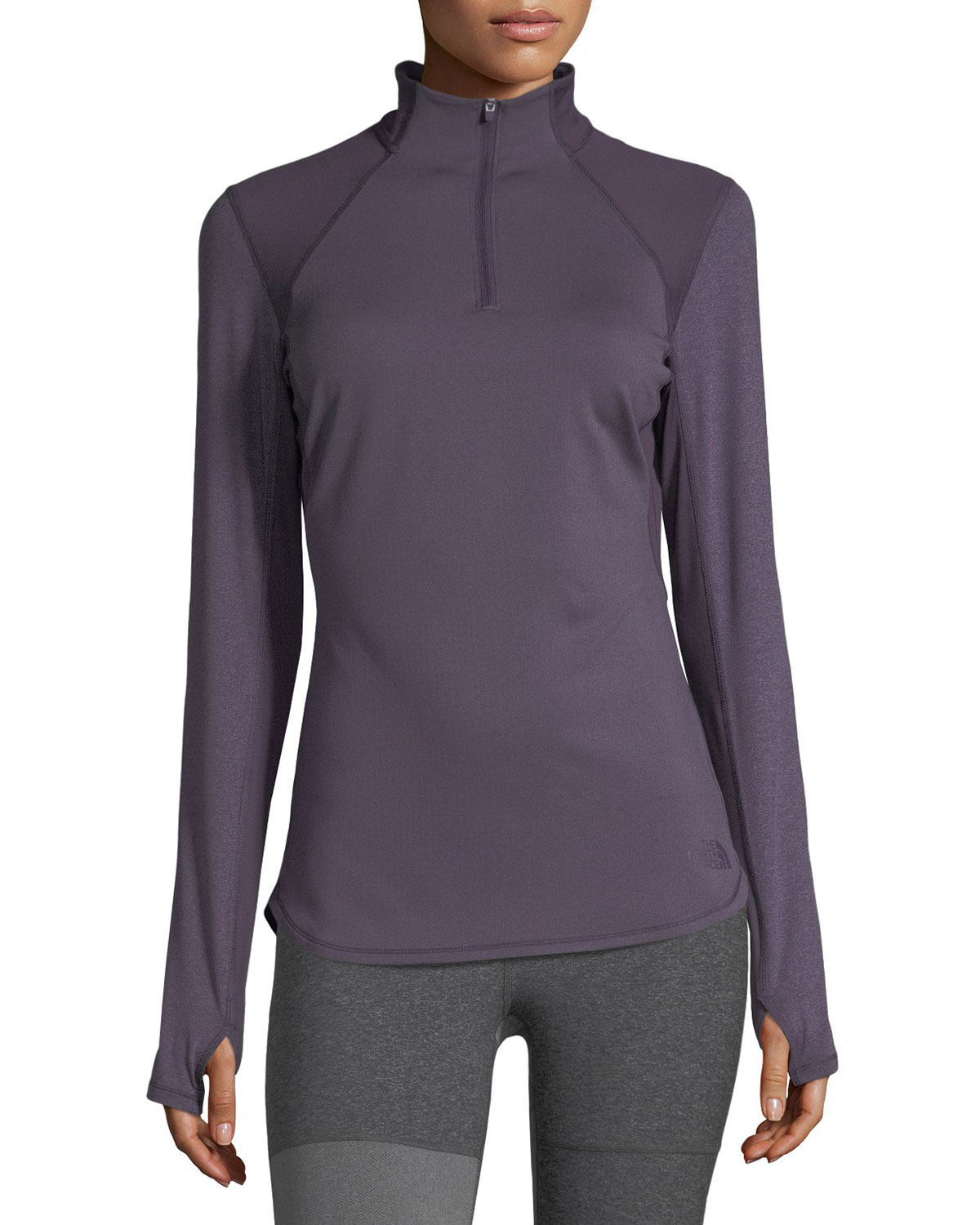 The North Face Motivation 1 / 4 - Zip Performance Pullover Jacket