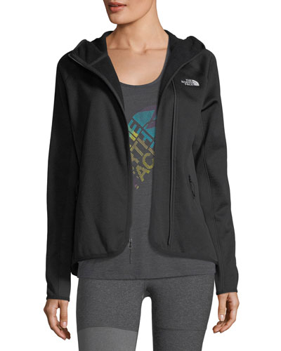 The North Face Arcata Zip - Front Long - Sleeve Performance Jacket