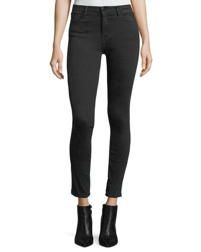 Mid-Rise Basic Skinny Jeans
