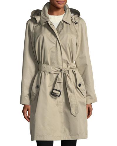 Kibworth Hooded Rain Car Coat