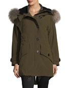 Ramsford 3-in-1 Parka Jacket w/ Down Warmer