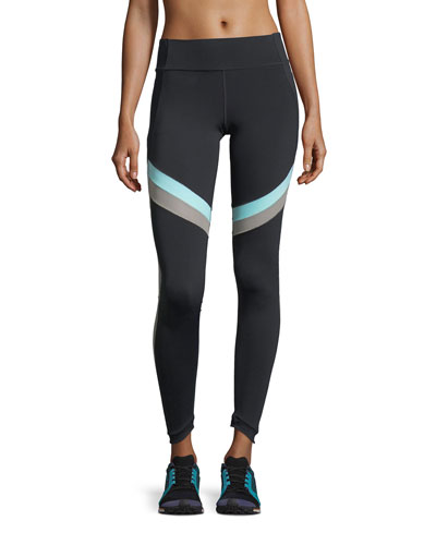 Under Armour Misty BreatheLux Crop Performance Leggings