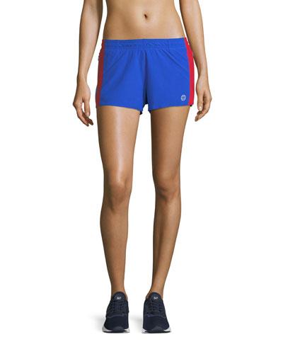Colorblocked Boxing Shorts