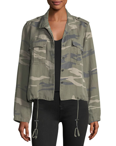 Maverick Camo Jacket