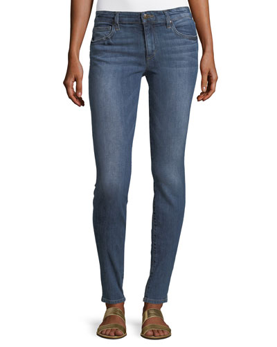 Low-Rise Skinny Jeans, Petite
