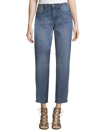 Thompson Gold-Star Boyfriend Jeans
