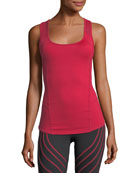 Strive Shelf Racerback Performance Tank