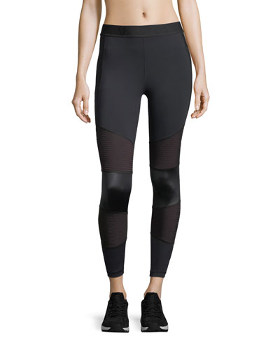 Alala Harley Full-Length Moto Performance Tights
