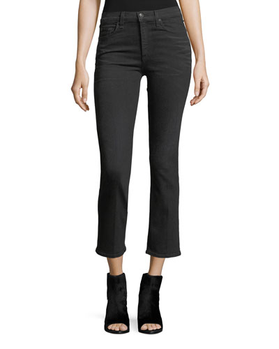 Hana High-Rise Skinny Cropped Jeans
