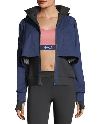 2-in-1 Zip-Front Jacket