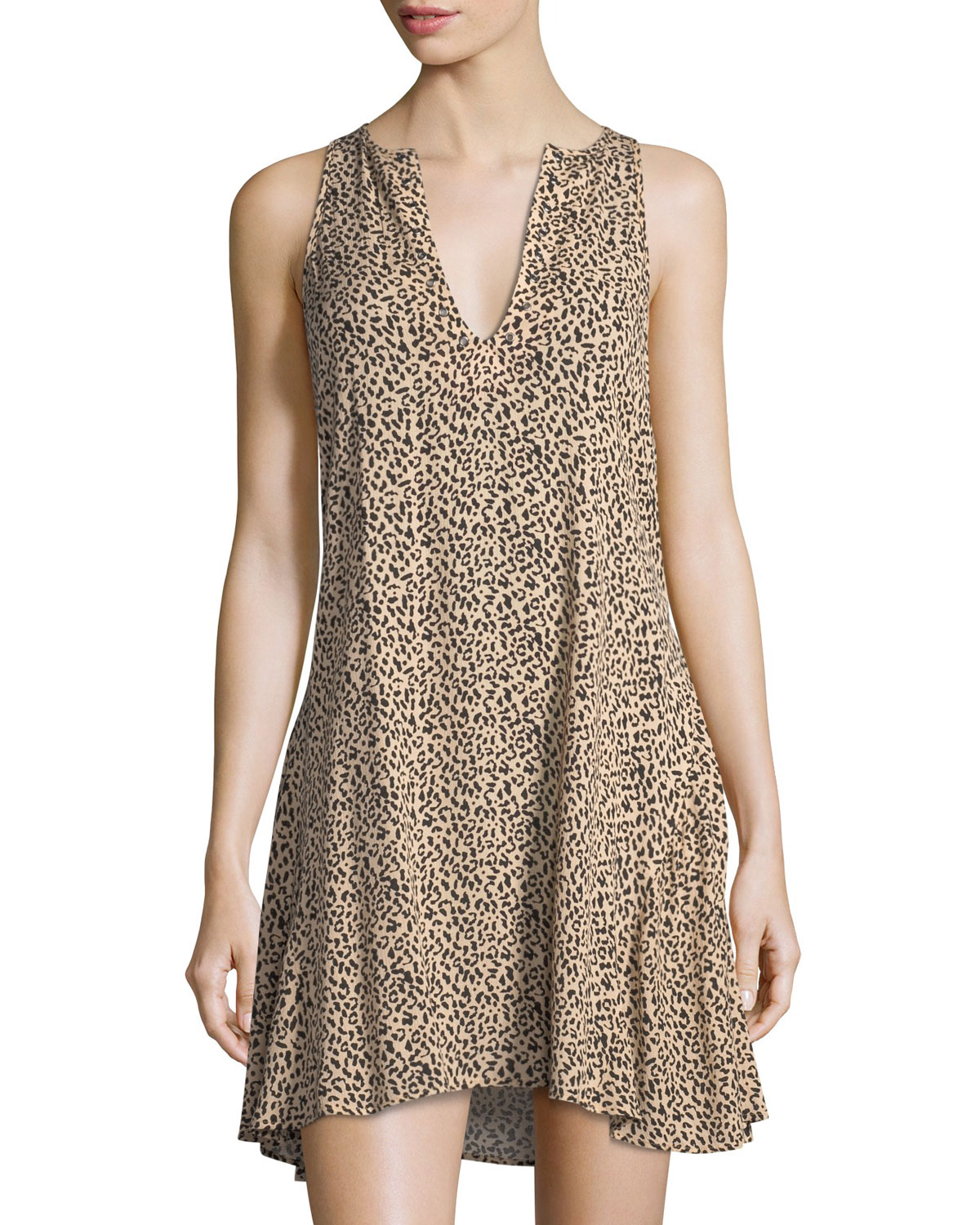 Passenger Leopard-Print Dress