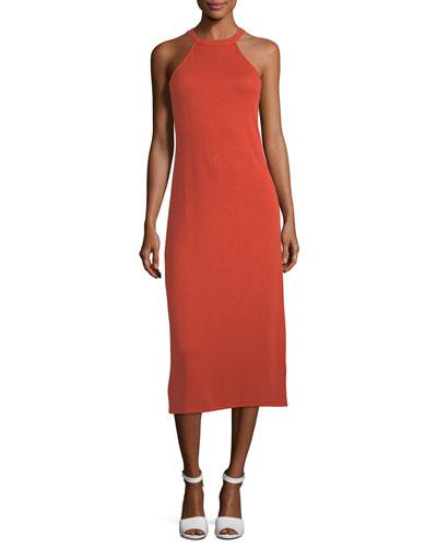Three Days Halter Midi Dress
