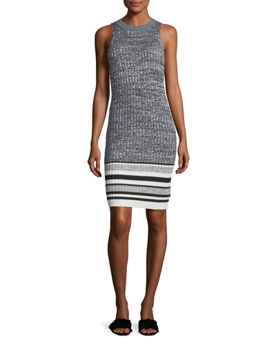 Merton Cashmere-Blend Sleeveless Sweaterdress