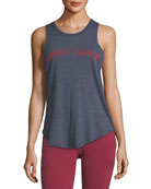 Only Love Open-Back Studio Performance Tank