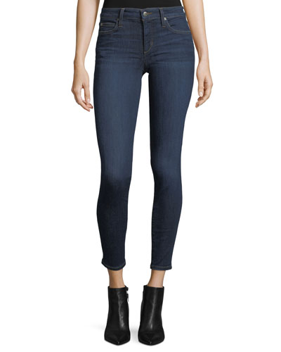 The Icon Skinny Ankle Jeans