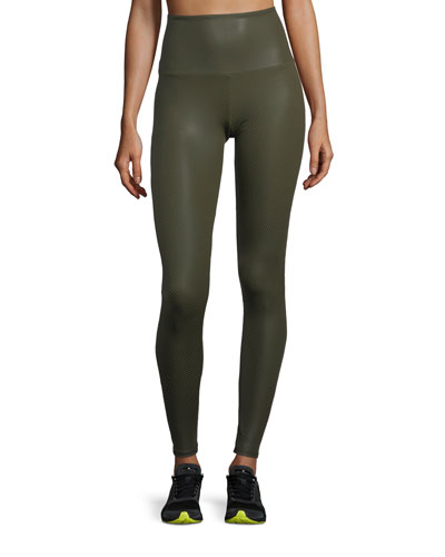 High-Rise Full-Length Performance Leggings