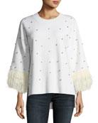 Jenea Embellished Sweater