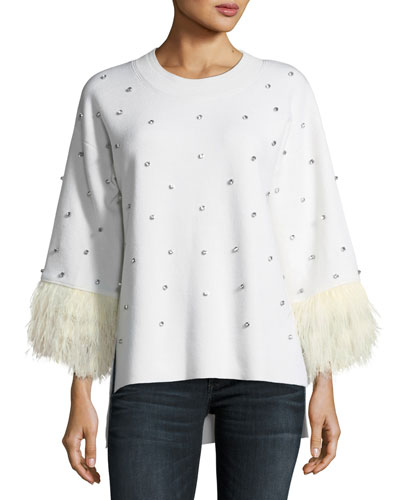 Jenea Embellished Sweater