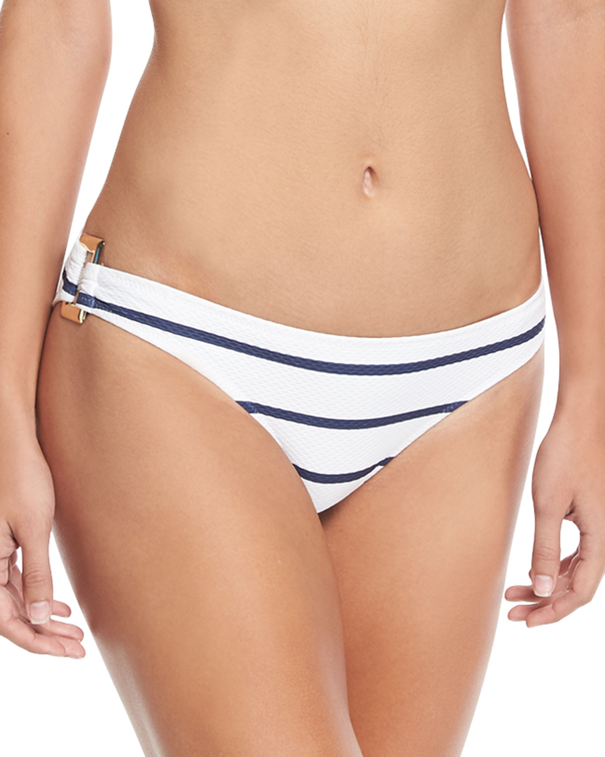 Core Textured Rectangle Swim Bottom