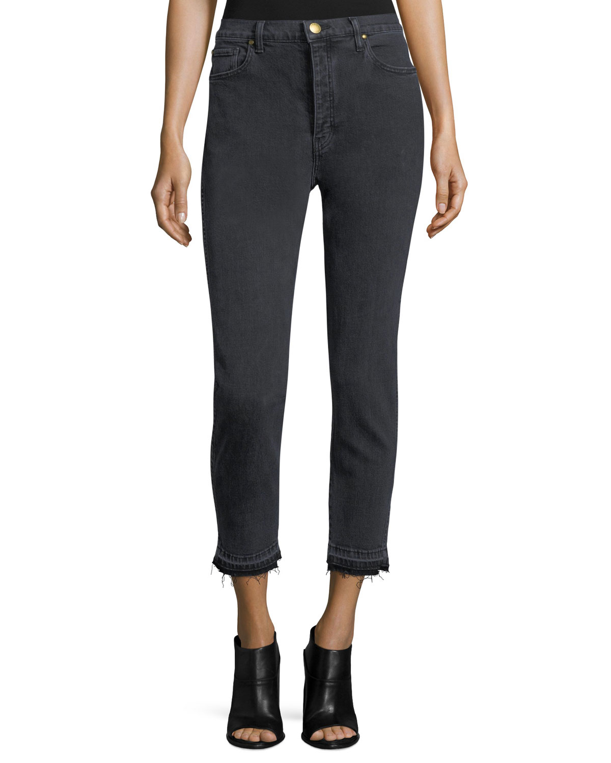 The Fellow Vintage Cropped Jeans