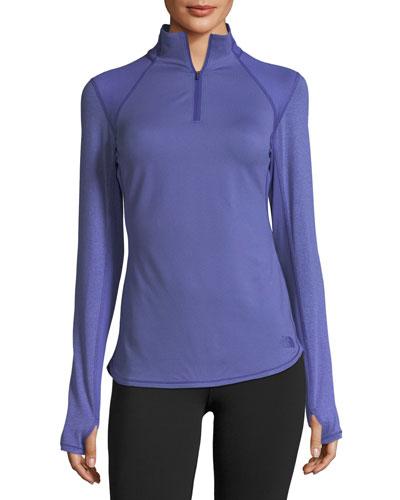 Motivation 1/4-Zip Performance Pullover Jacket