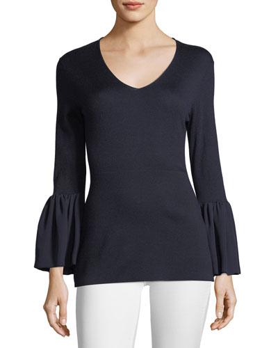 Cashmere Silk Sweater | Neiman Marcus