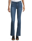 Honey Mid-Rise Bootcut Jeans