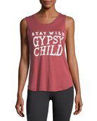 Gypsy Child Muscle Tank