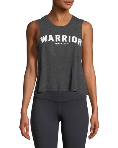 Warrior Crop Tank