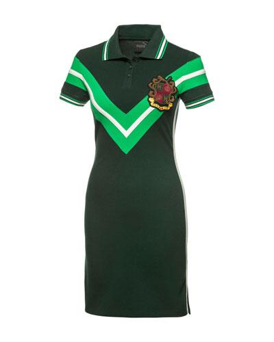 Chevron Varsity Tennis Dress