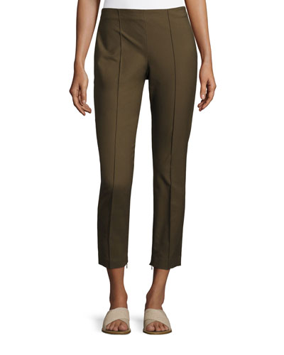 Alettah Approach Cropped Skinny Pants