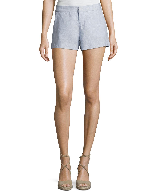 Merci Linen Shorts